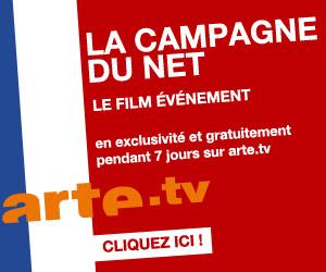 La campagne du net - Le film évènement - en exclusivité et gratuitement pendant 7 jours sur arte.tv